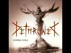 DETHRONED - Ultima Cena ◾ (album 1995, German brutal death metal)