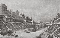 Le Circus Maximus à Rome