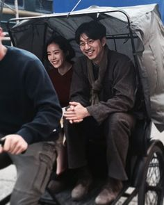 . '밀정' 영화에선 볼 수 없던 그들의 웃음.. 김우진&연계순 . #밀정 #theageofshadows