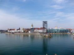 ...beautiful  -Friedrichshafen-  lake Constanz...
