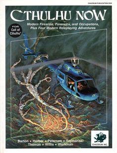 Call of Cthulhu: Cthulhu Now ~ Chaosium (1987)