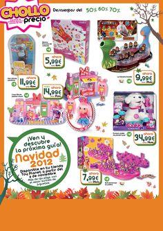 Chollo precios en Toy Planet, aquí encontrarás los catálogos http://www.ofertia.com/tiendas/toy-planet