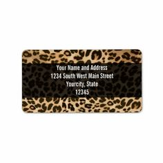 >>>Coupon Code          Leopard Print Background Address Label           Leopard Print Background Address Label lowest price for you. In addition you can compare price with another store and read helpful reviews. BuyDeals          Leopard Print Background Address Label please follow the lin...Cleck Hot Deals >>> http://www.zazzle.com/leopard_print_background_address_label-106001730584318804?rf=238627982471231924&zbar=1&tc=terrest