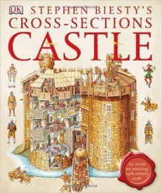 Stephen Biesty's Cross-Sections Castle from Dymocks online bookstore. HardCover by Stephen Biesty
