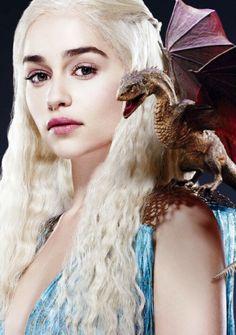 Daenerys http://www.gameofthronesdaily.com/archive
