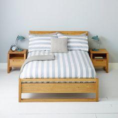 Buy John Lewis Bob Stripe Bedding Online at johnlewis.com