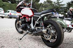 Honda 900 Bol dOr Cafe Racer - Photo by Maxime #motorcycles #caferacer #motos | caferacerpasion.com