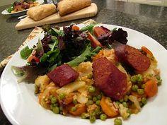 Mennonite Girls Can Cook: Seven Layer Casserole