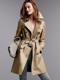 Long Trench | Victoria's Secret