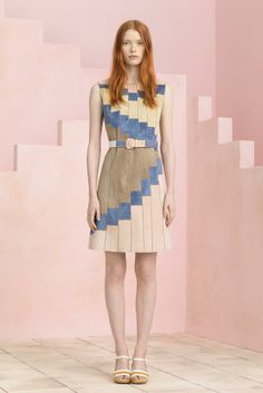 Tory Burch Resort '15 look book