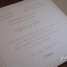 Mi Diseño Web & Gráfico Costa Rica | Invitaciones de Boda - Mi Diseño Web & Gráfico Costa Rica Invitaciones de Boda Clásicas Classic Wedding Invitations http://www.midisenocostarica.com/