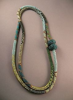Necklace |  Lynne Sausele >> beautiful!