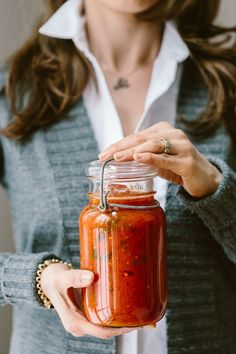 Homemade Tomato Basil Sauce
