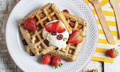 Waffles, Pancakes, Brunch, Vegetarian Breakfast, Cookie Desserts, Sweets, Cookies, 30, Party