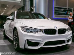 First 2015 BMW M3 Delivered Early To Abu Dhabi Buyer