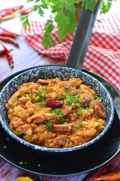 Meat Recipes, Asian Recipes, Cooking Recipes, Ethnic Recipes, Asian Foods, Jambalaya, Meal Prep, Curry, Food And Drink