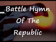Watch The Battle Hymn of the Republic performed by the U.S. Army Chorus - YouTube
