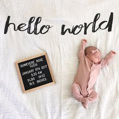 pinterest    sarahesilvester l i t t l e o n e s Cool Baby, Newborn Pictures, Baby Pictures, Photo Bb, Everything Baby, Baby Family, Baby Month By Month, Baby Fever, Future Baby