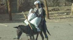 Дорога Луксор - Хургада - 1. Road Luxor - Hurghada - 1. الطريق الأقصر - ...