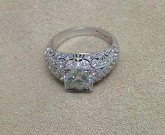 Fine Jewelry, Jewellery, Heart Ring, Profile, Engagement Rings, Facebook, User Profile, Enagement Rings, Jewelery