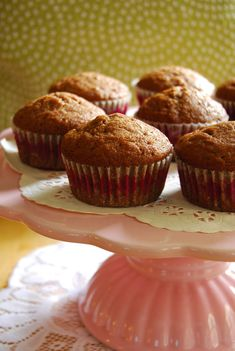 Banana Swiss Miss Muffins...made with 3 bananas and a packet of Swiss Miss!
