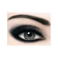 Hair, Makeup, Nails, OH MY! ❤ liked on Polyvore featuring beauty products, makeup, eye makeup, eyes, beauty, maquillage, liquid eye liner and liquid eyeliner