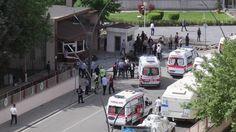 In Turkey explosion has taken place