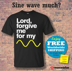 Are you a Reason user addicted to sine waves?  Comment below and tag a friend who gets it.  CLICK HERE ⇒⇒ https://shop.reasonistas.com/products/custom-ultra-cotton-t-shirt-3?variant=26897826504 ⇐⇐  Enjoy FREE Worldwide Shipping on single item orders.  #RackExtension #Reason #Reasonistas #shopreasonistas #sinewaveaddict