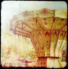 Fair art - Fair photography - Carnivale - Carousel art - Fine art photography print -  Ttv - 7x7 - Nostalgia. €21,00, via Etsy.