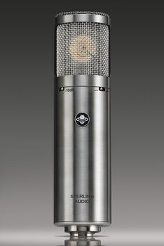Sterling ST69 tube microphone.