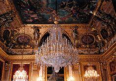 Roccoco in Versailles