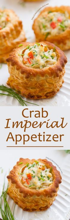 Crab Imperial Appetizer