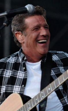 Glenn Frey~ what a beautiful man. RIP.