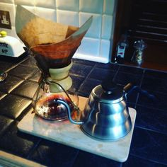 New #coffee present from @bn1sfg! #hario #buono #v60 #pourover #barista http://ift.tt/20b7VYo