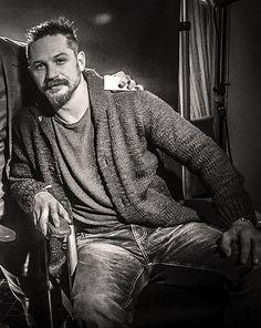Tom Hardy - Los Angeles, December 2015