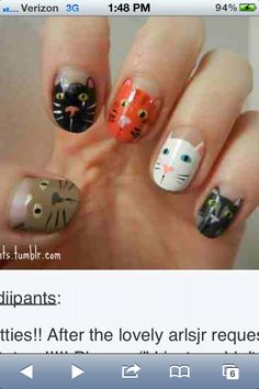 Crazy cat lady, I have to do this for my Halloween costume.