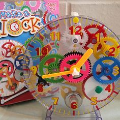 Make a clock kit