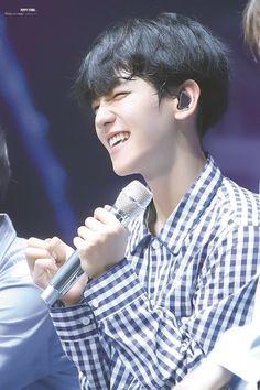 Baekhyun - EXO || how can he be this frickin cute??? ❤️