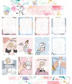 New Pic planner printable stickers Suggestions Have you been ready to get going with printable planner inserts? If you're a new comer to printabl To Do Planner, Planner Layout, Free Planner, Blog Planner, Happy Planner, Planner Ideas, Printable Planner Stickers, Bullet Journal, Washi