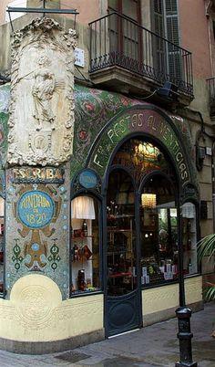Escribá: Fábrica de Pastas Alimenticias, Barcelona, España