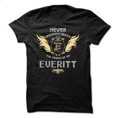 EVERITT Tee - #sweater for teens #moda sweater. BUY NOW => https://www.sunfrog.com/Funny/EVERITT-Tee.html?68278