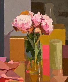 Peonies, Catherine Kehoe