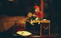 The Phantom of the Opera (2004)  Ahh, the monkey music box. That wasn't in the book, by the by.