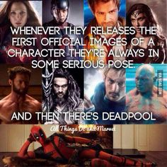 Daily Funny Collection. April 13 ( 26 Pictures) #deadpool