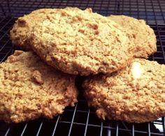 Recipe Gluten Free Maple Syrup ANZAC biscuits by SusanBrown, learn to make this recipe easily in your kitchen machine and discover other Thermomix recipes in Baking - sweet. Standard Recipe, Anzac Biscuits, Processed Sugar, Golden Syrup, Gluten Free Flour, Thumbnail Image, Maple Syrup, Brown Sugar, Sweet Recipes