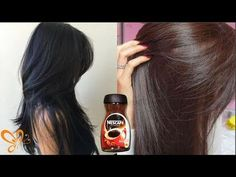 Learn How to hair dye At Home with home ingredients. this method id very easy with easy application. so many peoples spoils their natural hairs with artifici. Home Hair Dye Tips, How To Dye Hair At Home, Diy Hair Dye, At Home Hair Color, Color Your Hair, Dyed Hair, Dyeing Hair At Home, Best Home Hair Dye, Best Natural Hair Dye