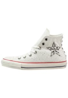 CHUCK TAYLOR ALL STAR - High-top trainers - egret