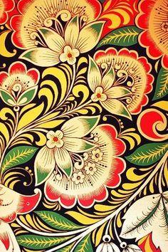 1000+ ideas about Folk Art Flowers on Pinterest | Polish Folk Art ...