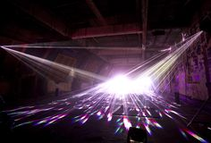 Creative Review - UVA: Speed of Light opens