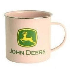 Perfect for a John Deere collector - Holds 24 ounces - Ideal for soups or hot chocolate - An officially-licensed John Deere product - Made of metal